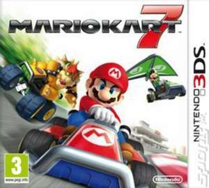 Mario Kart 7 3ds preowned £16.47 @ Musicmagpie
