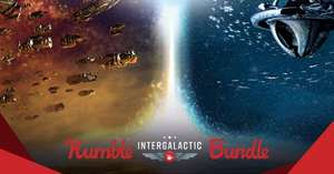 Humble Intergalactic Bundle (+Galactic Civilizations I Free)