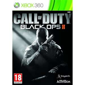 Preowned Call Of Duty Black Ops 2 Xbox 360 Now Backwards Compatible £8 @ Cex