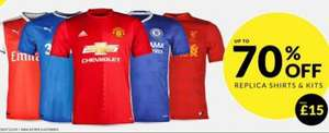 premier league football tops further reduced till 17 april £20 @ Sports Direct