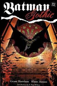 Batman Gothic (Titan Edition) Graphic Novel only £3.99 @ Forbidden Planet