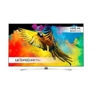 LG 65UH950V Silver - 65inch Ultra HD TV, 3D, LED, Smart with Freeview HD+,Freesat HD - £1549.99 (with code) @ Co-Op Electrical