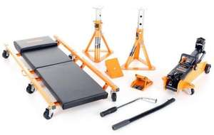Halfords 5 Piece Lifting Kit now £40.00 @ Halfords ( Free delivery + C&C )