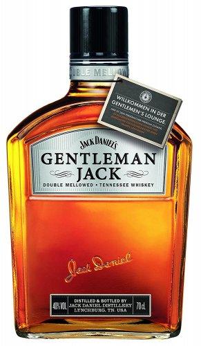 Gentleman Jack (£19.99) and Single Barrel Jack Daniels Tennessee Whiskey (£27.99) - Amazon.