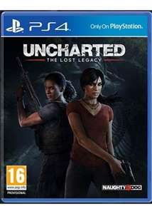 [PS4] Uncharted: The Lost Legacy (plus Jak and Daxter: The Precursor Legacy) - £25.85 - Base