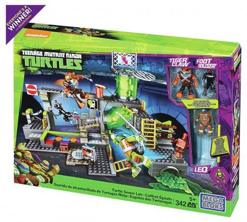 Teenage Mutant Ninja turtles sewer lair £23.99 @ Argos