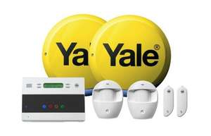 Yale Easy Fit Telecommunicating Alarm (EF-KIT2) £161.10 @ Safe.co.uk