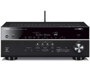 YAMAHA RXV681 AV Receiver (Black) £379.05 Delivered @ PRC Direct with Promo Code