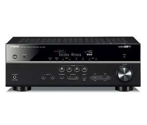 YAMAHA RXV581 AV Receiver (Black) £303.05 Delivered @ PRC Direct with Promo Code
