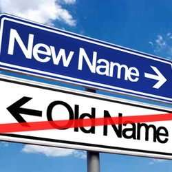 Free Deed Poll - Change your name for free