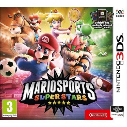 Mario Sports Superstars + Amiibo Card - £19.75 @ The Game Collection