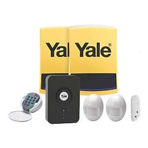 Yale app enabled alarm - £179.99 @ Screwfix