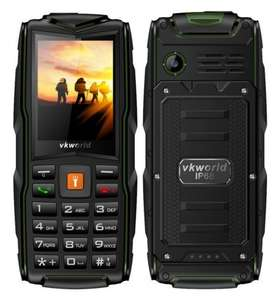 Vkworld Stone V3: world's 1st rugged Triple-SIM phone, IP68 waterproof, 3000mAh = £17.08 @ AliExpress / VKWORLD