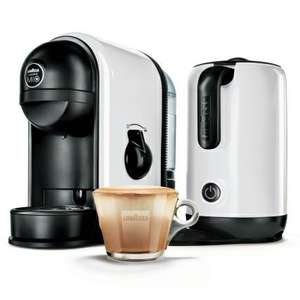 Lavazza Minù Caffe Latte Coffee Machine now Reduced to £19 @ B and M