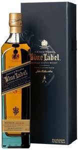 Johnnie Walker Blue Label Blended Scotch Whisky, 70 cl £108.99 Free delivery @ Amazon