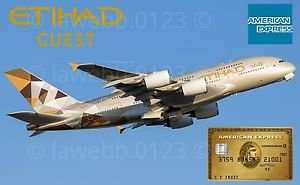 Etihad10% off for AMEX card members(book with AMEX) on Etihad from LHR, Manchester, EDI- fly by 30th June.