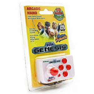 Sega Arcade Nano - Plug & Play on TV - 10 games £2.99 @ Amazon (Pink Sumo)