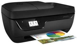Ink cartridges included!!! Touchscreen 5.5!!! HP OfficeJet 3831 All-in-One Wi-Fi Printer and Fax. Argos for £34.99