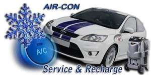 Air Conditioning Recharge at ATS for £28.79
