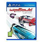 Preorder - Wipeout Omega Collection PS4 £25 @ Tesco Direct