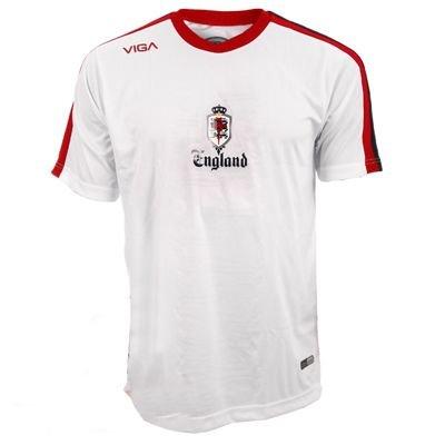 Viga England National Football Shirt Jersey £3.99 @ TESCO (Sold by  UK Sports Warehouse)