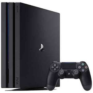 Sony PlayStation 4 Pro Console, 1TB, Black & Horizon Zero Dawn £349 with 2 year guarantee included Free delivery @ John Lewis