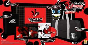 Persona 5 - Collector's Edition £74.99 @ GAME