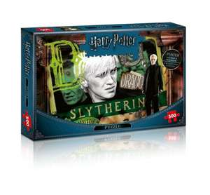 Harry Potter Slytherin 500 Piece Jigsaw, £10.99 @ Amazon sold by Smart Games Online