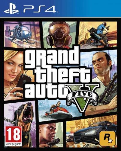 GTA V (PS4) £14.68 used @ amazon via musicmagpie