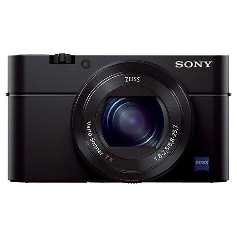 Sony DSC-RX100 III Cyber-shot Camera £499 - John Lewis