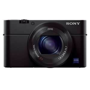 SONY RX100 Mark III Camera - reduced to £499 cheapest ever @ Amazon