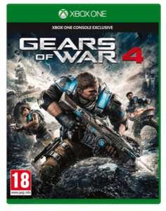 [Xbox One] Gears of War 4 - £13.49 - Go2Games