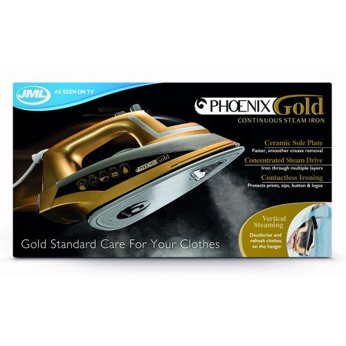JML Phoenix Gold Iron 2200W £30 C+C @ Wilko