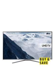 Samsung UE55KU6400 55 Inch Ultra HD, Smart, Freeview HD, 4k LED TV £629.99 at Very