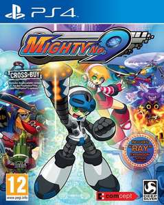 Mighty No 9 (PS4, Wii U & Xbox One) - £8.99 (With code MVC10) Delivered @ GAME