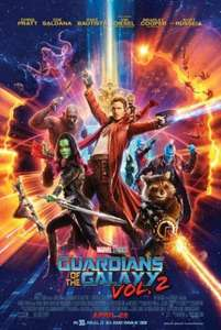 Guardians Of The Galaxy Double Bill - £19.50 @ Showcase Cinemas