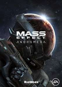 Mass Effect Andromeda PC game + deep space DLC pack - £33.99 @ CDKeys