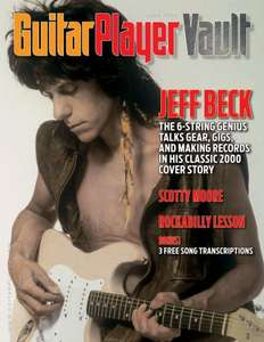FREE online GuitarPlayer Vault magazines! Apr '09-*Jan '17 issues