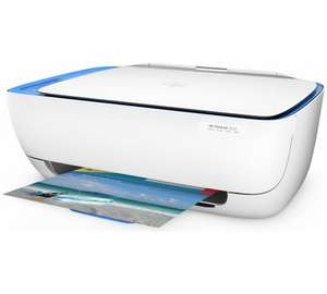 HP Deskjet 3632 Wi-Fi All-in-One Printer with 2 Month's Instant Ink Trial - £22.49 - Argos