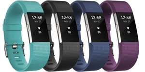 Fitbit Charge 2 Heart Rate and Fitness Tracking Wristband, Small & Large with 2 year guarantee included £99.95 Free Delivery @ John Lewis