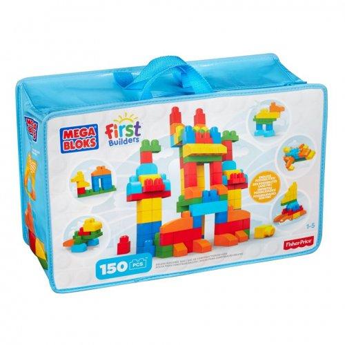 Mega Bloks First Builders Deluxe Building Bag £14.99 (was £39.99) @Smyths
