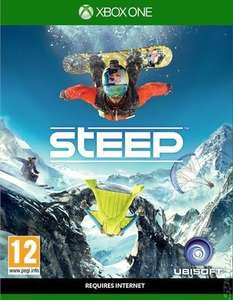 [Xbox One] Steep - £12.08 / Deus Ex: Mankind Divided - £6.10 / XCOM 2 - £9.68 - Used (MusicMagpie ) (Using Code)