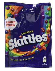 Skittles Darkside Pouch 174 g (Pack of 14) AMAZON PRIME for £11.15 or add £3.99