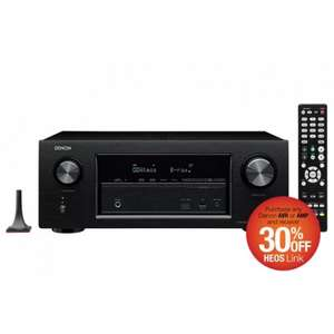 Denon AVR-X2300W with 3 year warranty delivered at Peter Tyson for £349