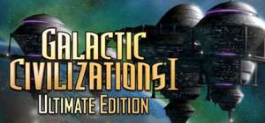 [Steam] Galactic Civilizations 1 free @ Humble Bundle