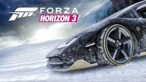 Forza Horizon 3 Ultimate Edition [Xbox One/Windows 10 PC - Download Code] on Amazon