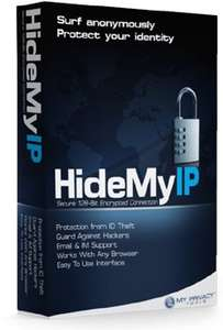 Hide My IP [for PC], free for the next 3 days 7 hours 53 mins, at SharewareOnSale