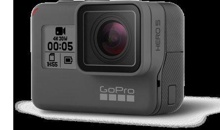 GoPro Hero 5 Black £289.99 at Amazon.co.uk