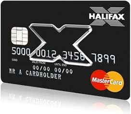 Halifax 30 Month 0% Purchase Credit Card + £20.20 Cashback