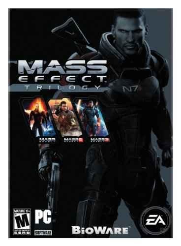 Mass Effect Trilogy PC (Origin) £5.99 @ CDKEYS